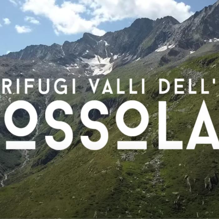 Rifugi Valli dell'Ossola 2020